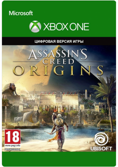 assassin's creed: origins (xbox one) фото
