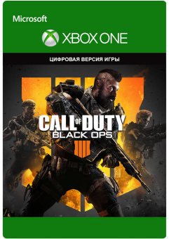 call of duty: black ops 4 (xbox one) фото
