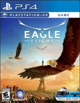 eagle flight vr (ps4) фото