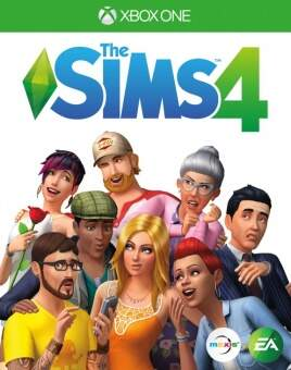 sims 4 (xbox one) фото