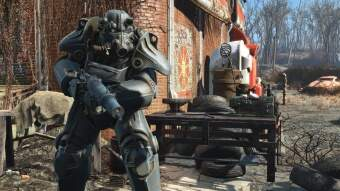 fallout 4 game of the year edition (ps4) фото