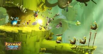 rayman legends: definitive edition (switch) фото