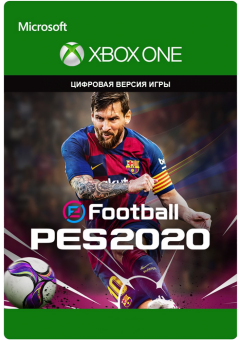 pro evolution soccer 2020 (xbox one) фото