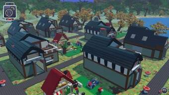 lego worlds (ps4) фото