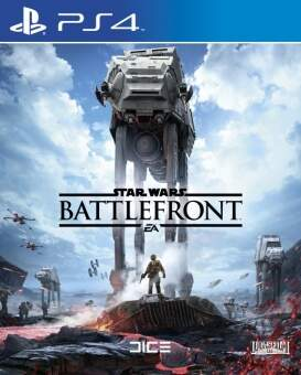 star wars: battlefront (ps4) фото