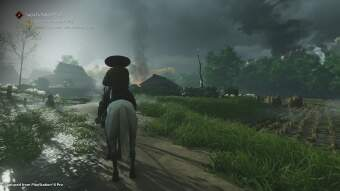 ghost of tsushima (ps4) фото