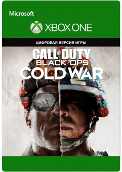 call of duty black ops cold war (xbox) фото