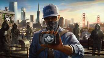 watch dogs 2 (ps4) фото
