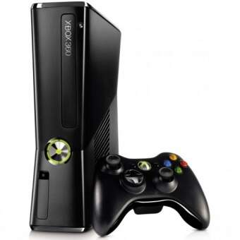 microsoft xbox 360 slim 500gb (lt+3.0 + freeboot) фото