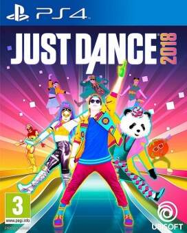 just dance 2018 (ps4) фото
