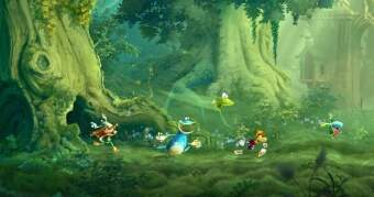 rayman legends (ps4) фото