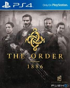 the order: 1886 (ps4) фото