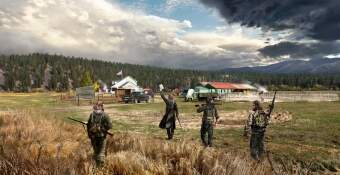 far cry 5 (ps4) фото