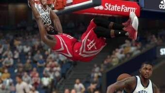 nba 2k18 (switch) фото