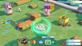 mario & rabbids: kingdom battle (switch) фото