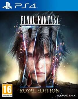 final fantasy 15 (xv) royal edition (ps4) фото