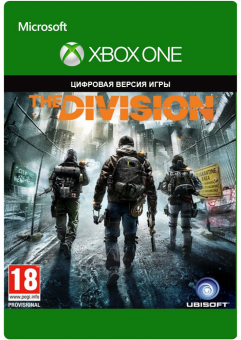 tom clancy's the division (xbox one) фото