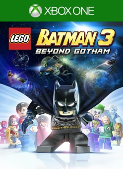 lego batman 3: beyond gotham (xbox one) фото