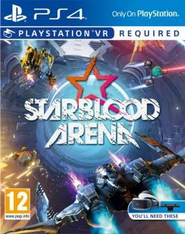 starblood arena vr (ps4) фото