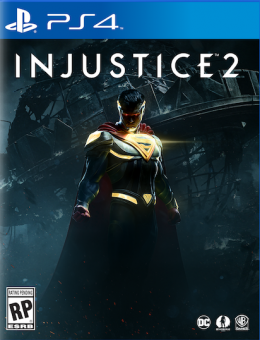 injustice 2 (ps4) фото