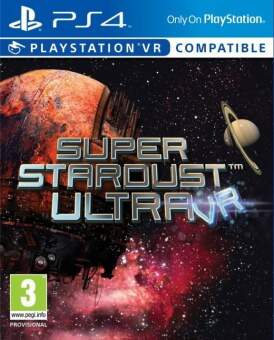 super stardust ultra vr (ps4) фото