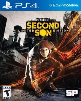 infamous second son (ps4) фото