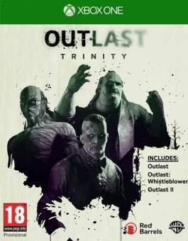 outlast trinity (xbox one) фото