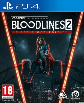 vampire: the masquerade - bloodlines 2 фото