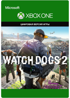 watch dogs 2 (xbox one) фото