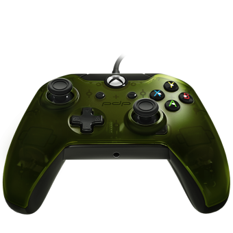 геймпад pdp wired controller - verdant green фото