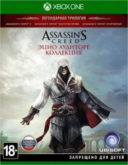 assassin's creed: the ezio collection (xbox one) фото