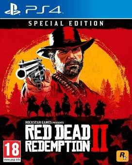 red dead redemption 2: special edition (ps4) фото