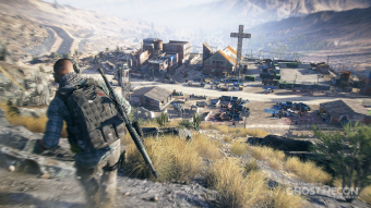 tom clancy's ghost recon: wildlands (ps4) фото