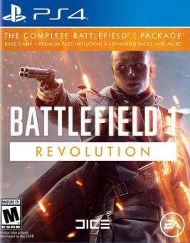 battlefield 1. revolution (ps4) фото