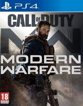 call of duty: modern warfare (ps4) фото
