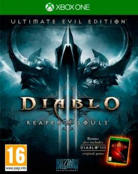 diablo 3: reaper of souls. ultimate evil edition (xbox one) фото