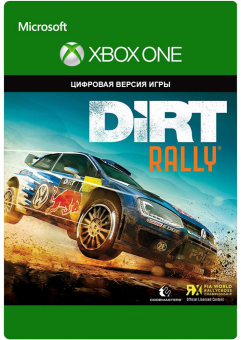 dirt rally (xbox one) фото