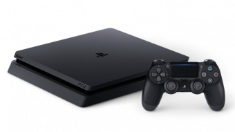 sony playstation 4 slim 500gb (ps4 slim) фото