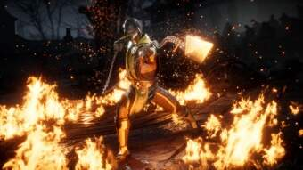 mortal kombat 11 (ps4) фото