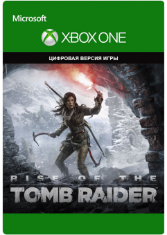 rise of the tomb raider (xbox one) фото