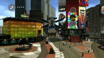 lego city: undercover (switch) фото