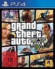 GTA 5: Grand Theft Auto V (PS4)