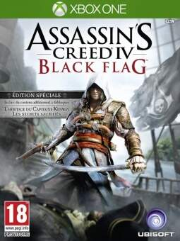 assassin's creed: black flag (xbox one) фото
