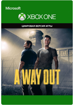 a way out (xbox one) фото