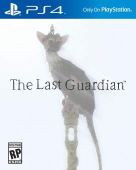 the last guardian (ps4) фото