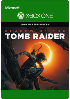 shadow of the tomb raider (xbox one) фото