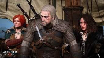 the witcher 3: game of the year edition (ps4) фото