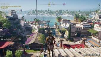 assassin's creed. одиссея (odyssey) (ps4) фото