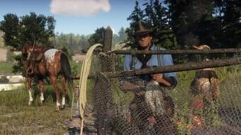 red dead redemption 2: ultimate edition (ps4) фото