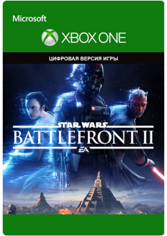 star wars: battlefront ii (xbox one) фото